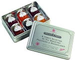 Wilkin & Sons Tiptree Silver Tin Fruity Conserves Gift Pack 6 x 42g