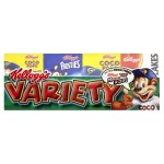 Kellogg's Cereal Variety Pack 8s 200g