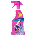 Vanish Spray Pre-Wash Pre Treat Fabric Stain Remover 400ml