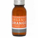 Steenbergs Organic Orange Extract 60ml