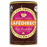 Cafedirect Fairtrade San Cristobal Drinking Chocolate 250g