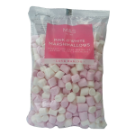 M&S Pink & White Marshmallows 125g
