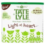Tate & Lyle Light at Heart White Sugar 450g