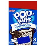 Kellogg's Pop Tarts Frosted Cookies & Cream 8 x 50g