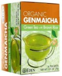 Eden Foods, Organic Genmaicha, Green Tea with Brown Rice, 16 Tea Bags