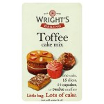 Wright's Toffee Cake Mix 500g