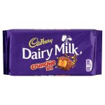 Cadbury Dairy Milk with Crunchie bits Chocolate 200g