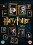 Harry Potter Complete 8-Film Collection 2016 Edition DVD + UV Copy