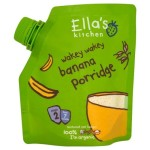 Ella's Kitchen Wakey Wakey Banana Porridge 150g