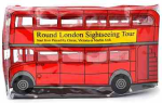 London Double Decker Bus Pencil Case