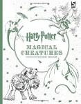 Harry Potter Magical Creatures Colouring Book 2 Paperback
