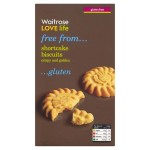 Shortcake Biscuits Waitrose Love Life Gluten Free 200g