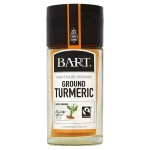 Bart Organic Fairtrade Ground Turmeric 36g
