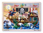 Melissa & Doug Pirate Adventure Jigsaw Puzzle (48 Pieces)