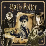 Harry Potter Official Licensed Wall Calendar 2019, 30 x 30cm