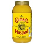 Colman's Original English Mustard 2.25L