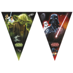 Star Wars Heroes and Villains Bunting Banner 2.3m