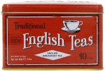 New English Teas Vintage Selection English Breakfast 40 Teabags Tin