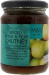 Marks & Spencer Spiced Apple and Pear Chutney 320g