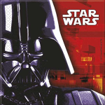 Star Wars Party Napkins pack of 20