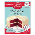 Betty Crocker Red Velvet Cake 450g