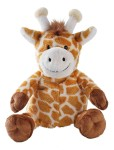 Cozy Hotties Giraffe With A Microwaveable Lavender Scented Insert