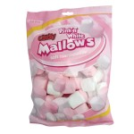 Keep It Candy Pink and White Marshmallows 227g