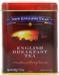 New English Teas English Breakfast Traditional Loose Tea Tin 100g