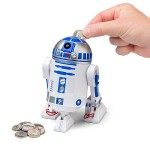 Disney Star Wars R2-D2 Talking Money Bank