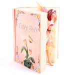 Flower Fairy in Book Money Box