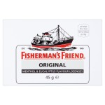 Fisherman's Friend Original Extra Strong Lozenges 45g