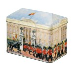 Churchill's Buckingham Palace Tin with Dairy Toffees 200g