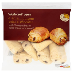 Delicious 8 Pains Au Chocolat Frozen Waitrose 480g