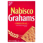 Nabisco Grahams Original Crackers 408g