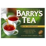 Barry's Tea Irish Breakfast 80 Tea bags