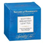 Taylors of Harogate Scottish Breakfast Leaf Tea Carton 125g