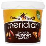 Meridian Natural Peanut Butter Smooth No Salt 1kg
