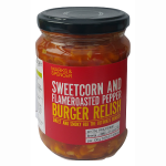 Marks & Spencer Sweetcorn and Flameroasted Pepper Burger Relish 300g