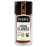 Bart Fairtrade Organic Ground Cloves 32g