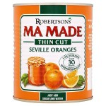 Robertson's Ma Made Prepared Seville Oranges Thin Cut 850g