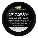 Lush Cup O' Coffee Exfoliating Face and Body Mask 150g
