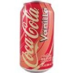 Coca-Cola Vanilla American version 355ml