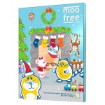 Moo Free, Free From & Organic Advent Calendar 120g