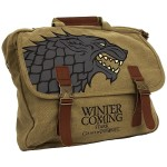 Game of Thrones House of Stark 'Winter is Coming' Messenger Bag