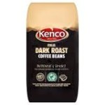 Kenco Italia Dark Roast Coffee Beans 1 kg