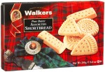 Walkers Pure Butter Shortbread Assortment 250g