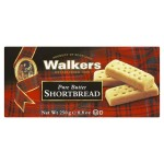 Walkers Pure Butter Shortbread Fingers 250g