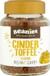 Beanies Cinder Toffee Instant Flavour Coffee 50g
