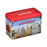 New English Teas London Travel Poster English Breakfast Tea 40 Tea Bags