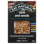 Eat Natural Toasted Muesli with Nut & Seeds 500g